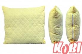 Poduszka silikon kulkowy 50x60 Przyjazna dla alergików