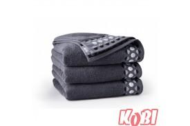 Ręczniki bawełniane ZEN GRAFITOWY