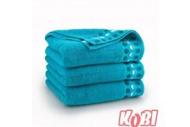 Ręczniki bawełniane ZEN TURKUSOWY