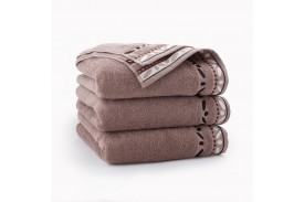 Ręczniki bawełniane ARABICA CYNAMONOWY