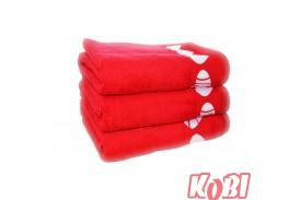 Ręczniki bawełniane NEO CARDIO CZERWONY