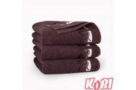Ręczniki bawełniane FRAZA BRĄZOWY