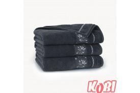 Ręczniki welurowe AZALIA KAMIEŃ