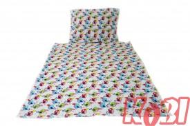 Pościel dziecięca 100% bawełna Jednorożce (D23)