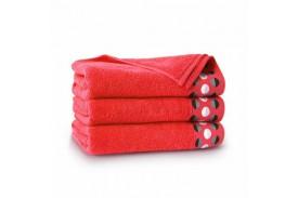 Ręczniki bawełniane ZEN CZERWONY