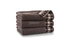Ręcznik bawełniany ZEN Taupe