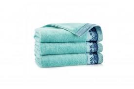 Ręcznik z bawełny egipskiej LAURA jezioro ZWOLTEX