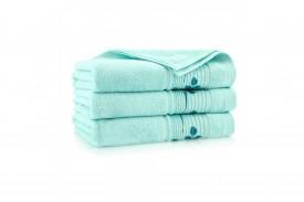 Ręcznik z bawełny egipskiej SONATA szklany ZWOLTEX