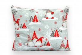 Poszewka świąteczna skrzaty (2053) KOBI