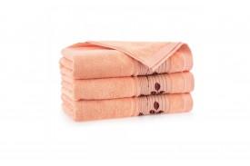 Ręcznik z bawełny egipskiej SONATA melba ZWOLTEX