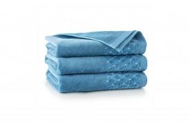 Ręcznik welurowy z bawełny egipskiej OSCAR niagara ZWOLTEX