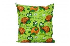 Poszewka bawełniana żółwik (D33) KOBI
