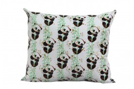 Poszewka bawełniana Panda (D30) KOBI