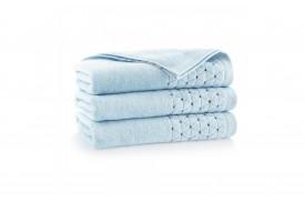 Ręcznik welurowy z bawełny egipskiej OSCAR świetlik ZWOLTEX