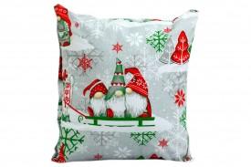 Poszewka bawełniana świąteczna (2190) KOBI