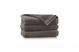 Ręcznik z bawełny egipskiej LISBONA taupe ZWOLTEX