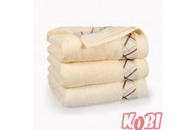 Ręczniki bawełniane FOKUS ECRU