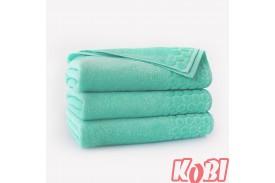 Ręczniki welurowe PASTELA JASNY TURKUS